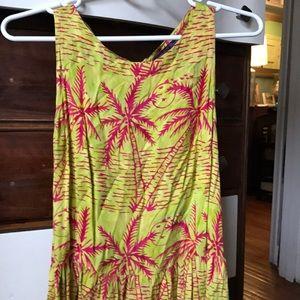 Sugarhill Boutique Palm Dress